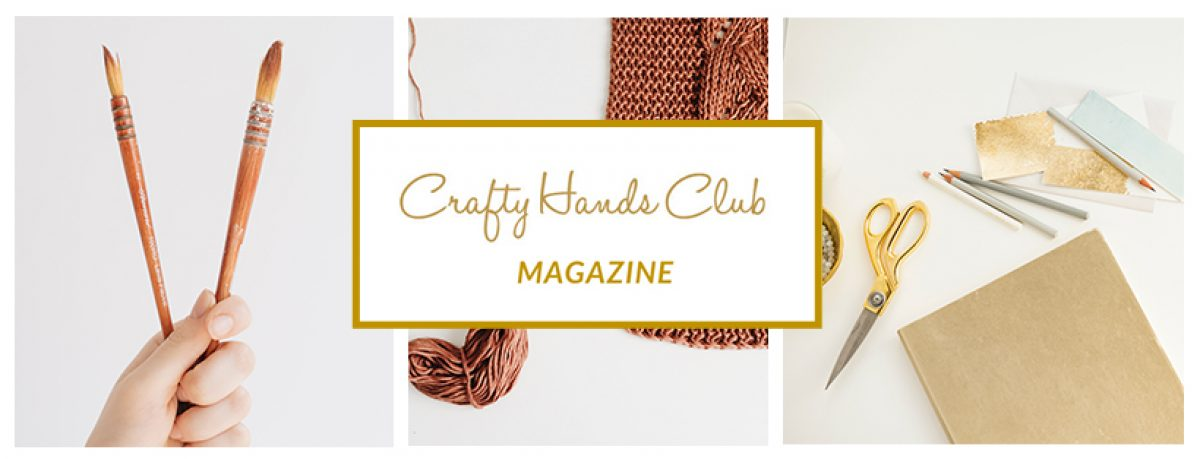 Crafty Hands Club Magazine